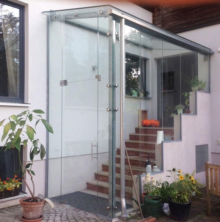 Windfang Hauseingang Aus Glas : windfang glas kuenzel ~ Markanthonyermac.com Haus und Dekorationen