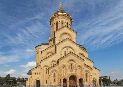 Sameba, Tiflis