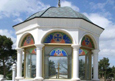 Taufkapelle Tiflis