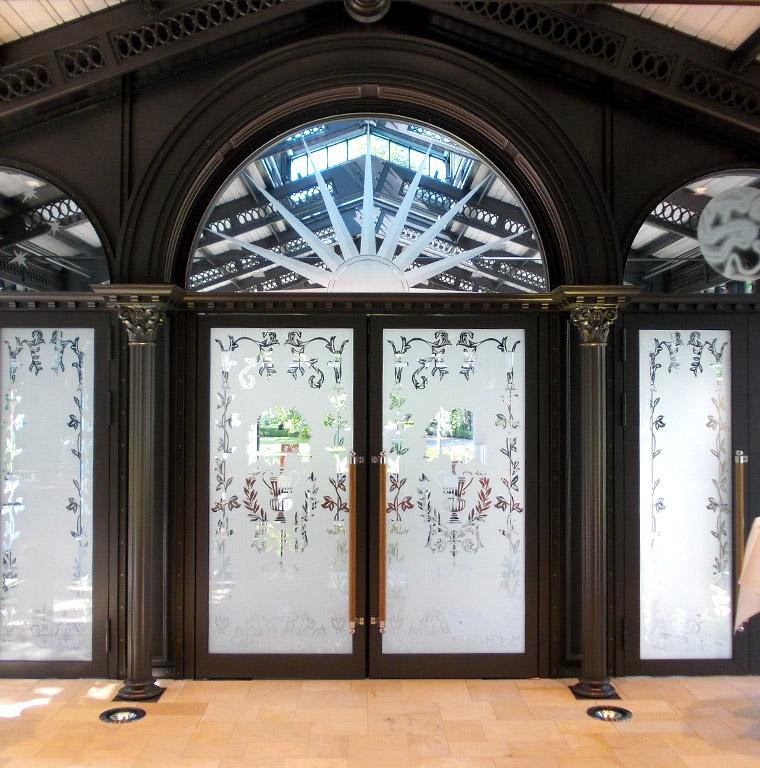 Glas-Fassaden | Glas Kuenzel