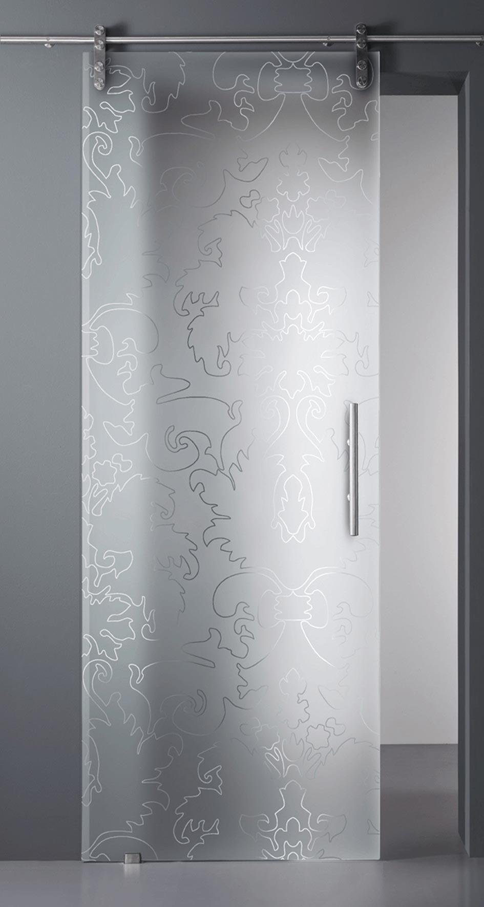 Glast Ren Design Satiniert Glas Kuenzel