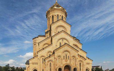 Sameba-Kathedrale, Tiflis