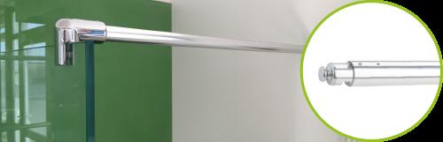 Stabilisierungsstange Glasdusche