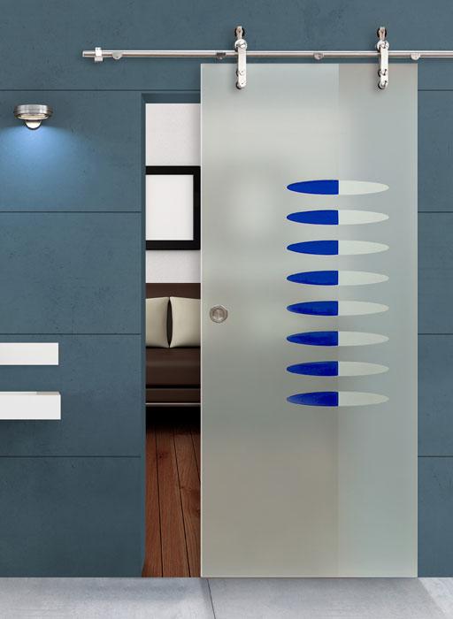 Schiebetuer_Kajak-blau