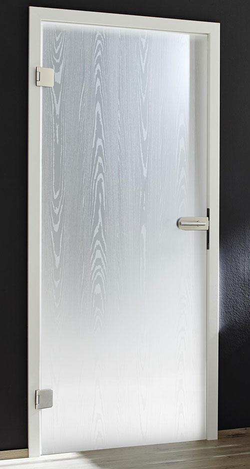 Ganzglastür Designglas - Omnidecor Legno